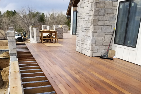 Wood Source | Decking | Sumatra Mahogany