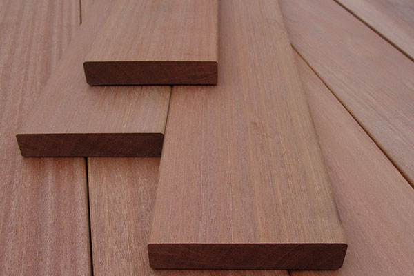 Wood Source | Decking | Dark Red Balau