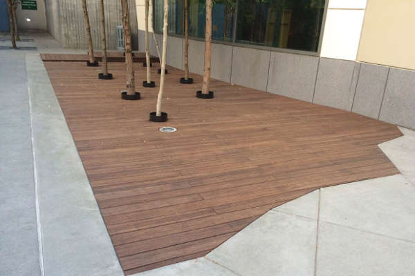Wood Source|Decking|Cognac/Epic Smooth Decking